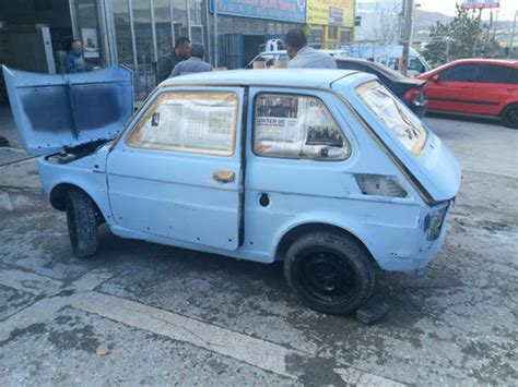 Fiat Weight by Converts An Fiat Into An Electric Vehicle