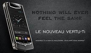 Telephone Vertu Prix : 7900 euros pour le prochain smartphone vertu ~ Medecine-chirurgie-esthetiques.com Avis de Voitures
