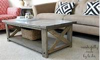 diy coffee table plans Wonderfully Made: Finished {DIY} Coffee Table