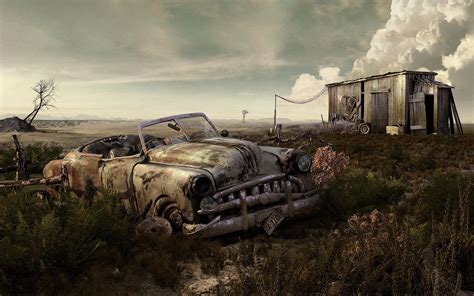 442 Old Car Hd Wallpapers
