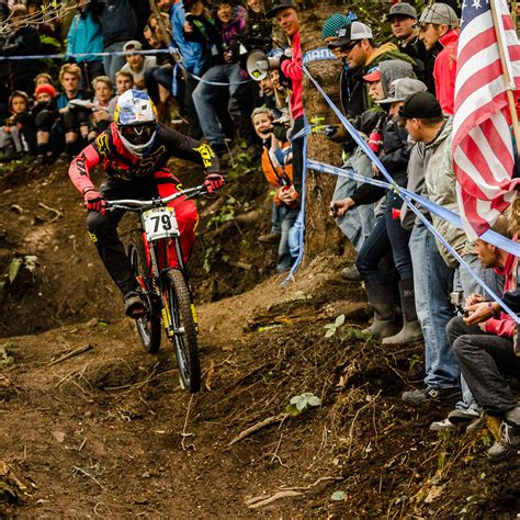 DOWNHILL FINALS ACTION, PORT ANGELES US GRAND PRIX OF ...
