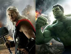 #ThorRagnarok: Thor 3 To Include Planet Hulk; New Looks ...