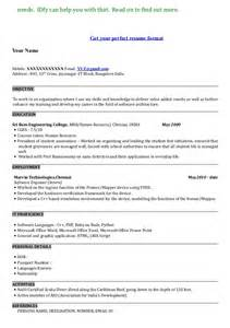 Resume Format For Executive Mba by Executive Mba Admission Resume Executive Mba
