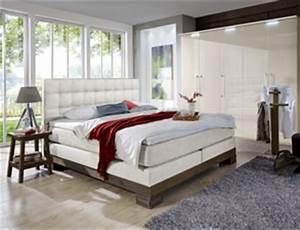 Höhe Nachttisch Boxspringbett : schlafzimmer komplett einrichten und gestalten bei ~ Michelbontemps.com Haus und Dekorationen