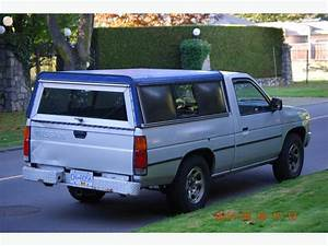 1991 Nissan Pickup Truck D21 Hardbody 2dr 4cyl   Canopy