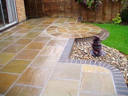 patio flooring ideas uk patios marshall landscapes