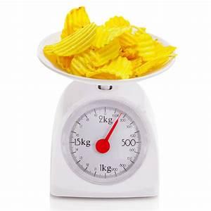 Unhealthy Food On Balance Scale Stock Image - Image of ...