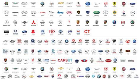 Car Company Logos 2018