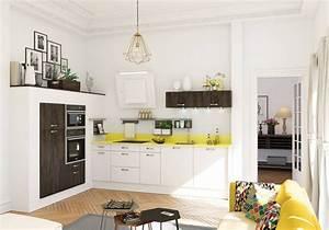 cuisine ouverte decouvrez toutes nos inspirations elle With décoration d une cuisine