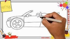 Wie Verkauft Man Ein Auto : auto zeichnen wie malt man ein auto youtube ~ Jslefanu.com Haus und Dekorationen