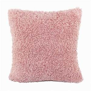 Super soft plush pillows case with fur cushion cover home for Best soft bed pillows