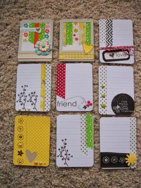 scrap  scraps create   pocket filler cards