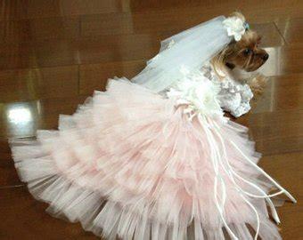 Dog Wedding Dresses - Flower Girl Dresses