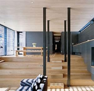 Contemporary Mountain Lodge in Norway - InteriorZine