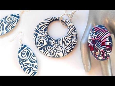 faire des bijoux en pate fimo fabriquer des bijoux en relief