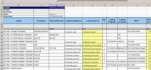 excel scenario sheet loaditdoc documentation novatec With system test case template