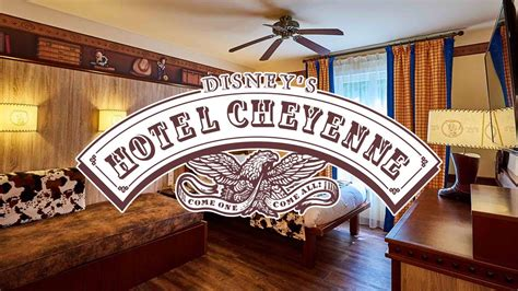 Disney's Hotel Cheyenne - Tour of a