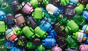 All The Different Android Versions Through The Years