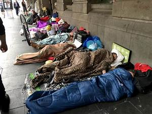 Homeless: Why making it a crime won't fix the problem ...