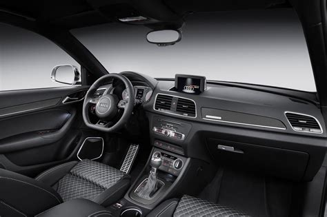 audi q3 dashboard 2015 audi rs q3 facelift dashboard indian autos blog