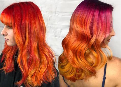 59 Fiery Orange Hair Color Shades Orange Hair Dyeing Tips