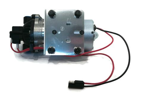 New Shurflo Electric Water Transfer Pump Wiring