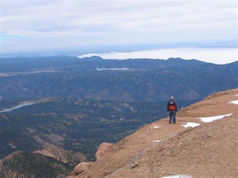 oxygen bar  summit picture  pikes peak colorado