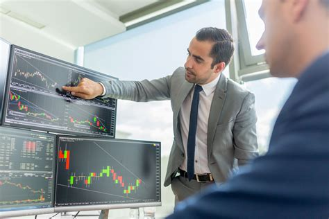The Biggest Stock Brokerage Firms in the U.S.