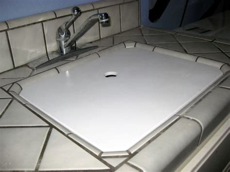 bathroom sink cover for extra counter space pin by bunsy on decor laundry room pinterest