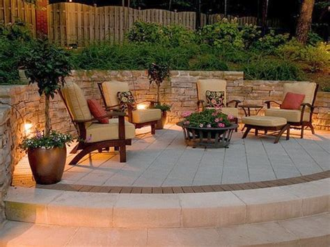 Great Backyard Patios by Great Patio Ideas Side And Backyard Idea Patio Design