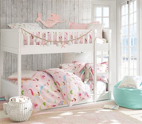 Hayes Low Bunk Bed  Pottery Barn Kids