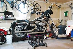 pitbull vs js motorcycle lift page 4 harley With how to jack up a motorcycle with a floor jack