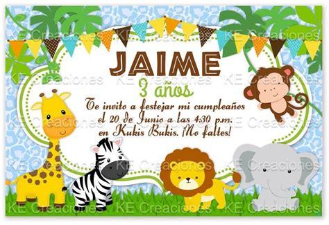 invitacion kit imprimible jungla safari baby shower zebra 80 00 en mercado libre