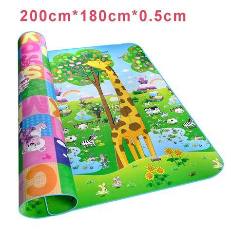kids rug soft floor road mat  children activity mat