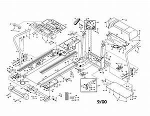 Weslo Wltl39200 Treadmill Parts