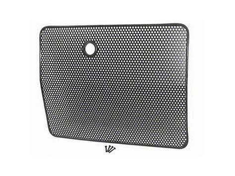 radiator screens rugged ridge wrangler radiator bug screen black 11213 01 87 95 wrangler yj free shipping