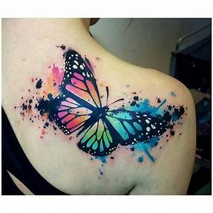 25+ best ideas about Schmetterling tattoo on Pinterest ...