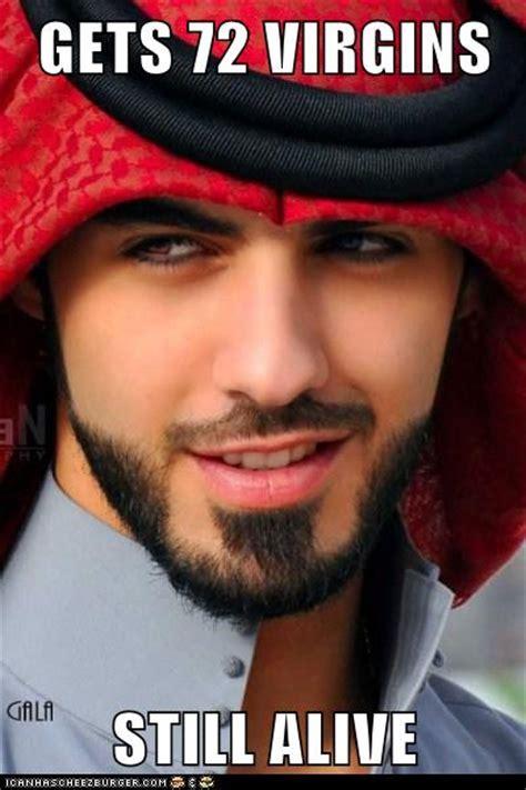 Arab Guy Meme - ridiculously handsome arab man new meme