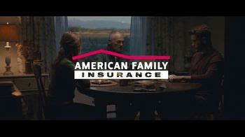 It has been around since the 1920s and ranks in the top 10 of auto insurance providers. American Family Insurance TV Commercial, 'Son' - iSpot.tv