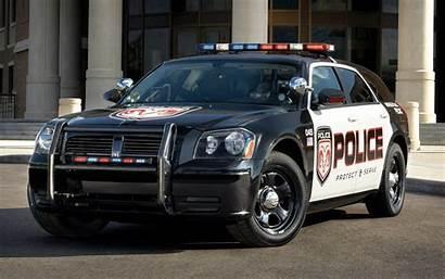 Dodge Police Magnum Law Enforcement Vehicle Wallpapers