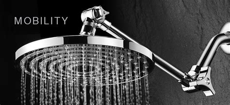 High End Shower Heads - high end luxury shower heads and handheld showers for less