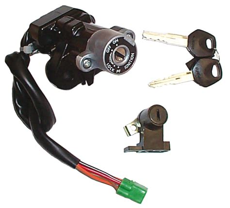 Suzuki Ignition Switch by Ignition Switch Set Suzuki Marauder Bihr Es