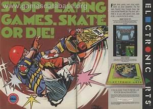 Skate or Die - Nintendo NES - Games Database