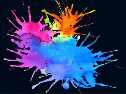 Splash Brushes Watercolor Photoshop Brush Template Templates