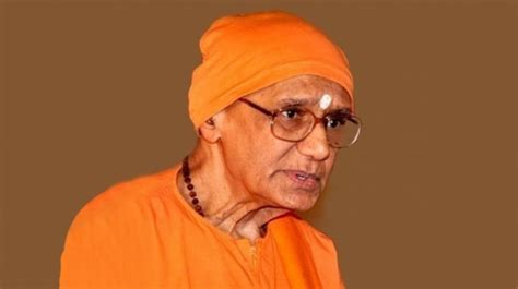 PM Modi, others condole death of Swami Harshananda - India ...