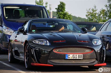 Jaguar Xkrs Convertible Arden Aj 20 Rs  7 July 2015
