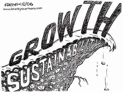 Growth Sustainability Sustainable Cartoon Business Development Cartoons