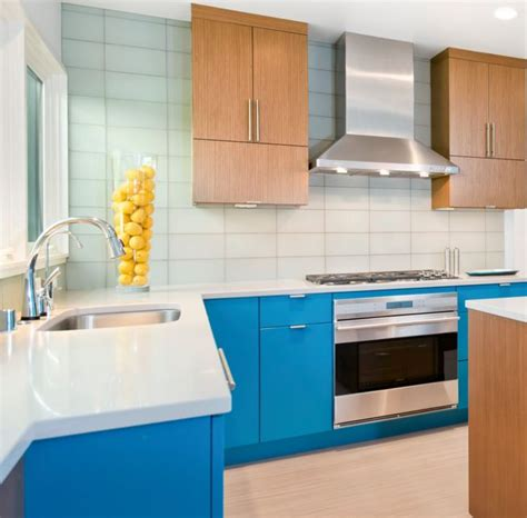 modern kitchen color combinations 20 awesome color schemes for a modern kitchen Modern Kitchen Color Combinations