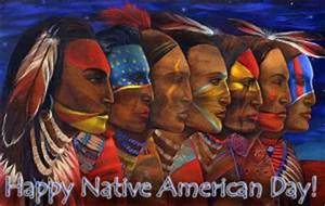 » Native American Day celebrated on September 25th