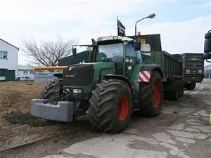Traktor Mit Hänger : fendt traktor mit h nger am 11 m rz 2011 in bergen r gen ~ Jslefanu.com Haus und Dekorationen